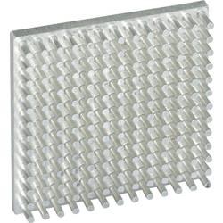 Pasivní chladič SEPA PB40-40-10-144-AL-2 111111166, (d x š x v) 40 x 40 x 10 mm