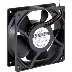 Axiální ventilátor SEPA AD1224UB-F5B(N21Q) 111111483, 24 V, 56.6 dB, (d x š x v) 120 x 120 x 38.5 mm