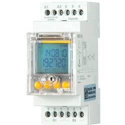 Multifunkční časové relé ENTES MCB-130, čas.rozsah: 0.1 s - 9999 min 1 ks