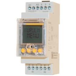 Multifunkční časové relé ENTES MCB-100, čas.rozsah: 0.1 s - 9999 min 1 ks