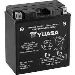 Motobaterie Yuasa YTX20CH-BS 12 V 18 Ah