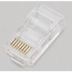 RJ45 BKL Electronic 143043, 1 ks