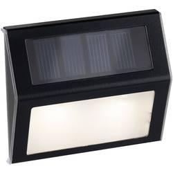 Venkovní solární nástěnné osvětlení Paulmann 94234 Dayton 0.05 W, antracitová