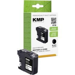 KMP Ink náhradní Brother LC-22UBK kompatibilní černá B73B 1535,4001