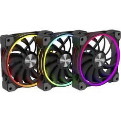 PC větrák s krytem Alpenföhn 3x Wing Boost 3 ARGB (š x v x h) 120 x 120 x 25 mm