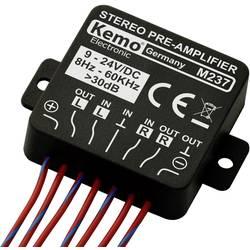 Stereofonní zesilovač Kemo M237 24 V/DC