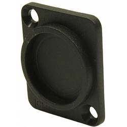 Inštalačné doska Cliff CP30300, čierna, 1 ks