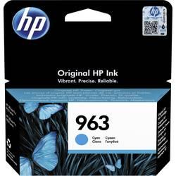 HP Inkoustová kazeta 963 originál azurová 3JA23AE