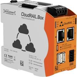 PLC rozširujúci modul Kunbus RevPi Cloudrail PR100298, 24 V