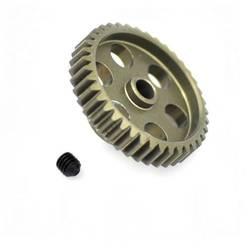 Pastorek motoru ArrowMax Typ modulu: 48 DP Ø otvoru: 3.175 mm Počet zubů: 39