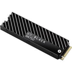 Interní SSD disk NVMe/PCIe M.2 500 GB WD Black™ SN750 Retail WDBGMP5000ANC-WRSN M.2 NVMe PCIe 3.0 x4