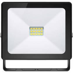 Venkovní LED reflektor Goobay Slim 38711, 10 W, neutrálně bílá, černá