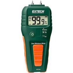 Měřič vlhkosti materiálů Extech MO55W, Měření vlhkosti dřeva 5 do 50 % vol 1.5 do 33.0 % vol MO55W