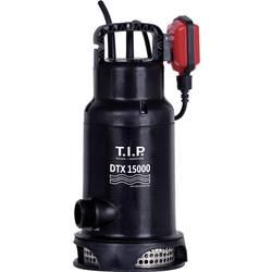 Ponorné čerpadlo pro užitkovou vodu T.I.P. DTX 15000 30257, 600 W, 15000 l/h, 8 m
