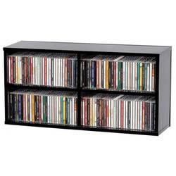 Box na CD Glorious DJ CD Box 180 241493, (d x š x v) 705 x 155 x 325 mm, černá