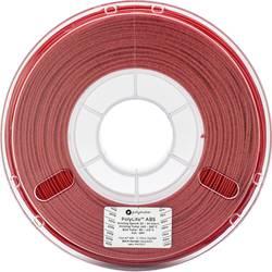 Vlákno pro 3D tiskárny Polymaker 70637, ABS plast, 1.75 mm, 1 kg, červená