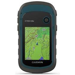 Navigace na kolo člun, turistika, kolo Garmin eTrex 22x pro Evropu, GLONASS , GPS , chráněné proti stříkající vodě, vč. topografických map