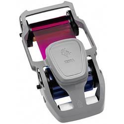 Zebra barevná páska pro tiskárnu vstupenek/kartiček originál černá, azurová, purppurová, žlutá 1 ks 800300-350EM 800300-350EM