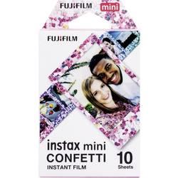 Instantní film Fujifilm Instax Mini Confetti, barevná
