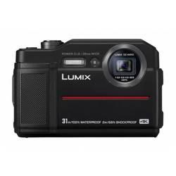 Digitálny fotoaparát Panasonic DC-FT7EG-K, 20.4 MPix, optický zoom: 9 x, čierna