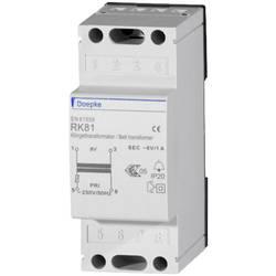 Zvonkový transformátor 8 V 1 A Doepke 09980029