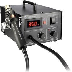 Horkovzdušná pájecí stanice TOOLCRAFT TO-6419922, digitální