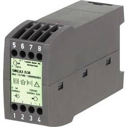 Camille Bauer Měřicí převodník pro střídavý proud, s napájením typu sineax I 538
