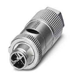 Konektor akčního/snímacího členu Phoenix Contact SACC-MSX-8QO SH PN SCO 1411044 zástrčka, rovná, 1 ks