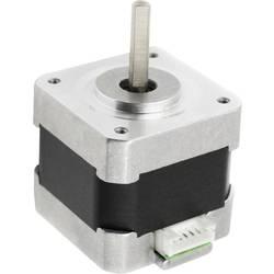 Krokový motor Joy-it 0.15 Nm 0.75 mA Průměr hřídele: 4.5 mm