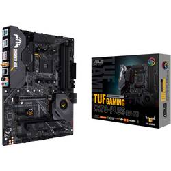 Základní deska Asus TUF Gaming X570-Plus (WI-FI) Socket AMD AM4 Tvarový faktor ATX Čipová sada základní desky AMD® X570