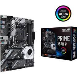 Základní deska Asus Prime X570-P Socket AMD AM4 Tvarový faktor ATX Čipová sada základní desky AMD® X570