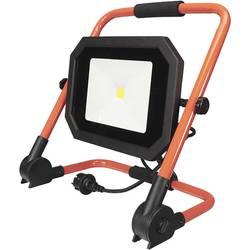 Stavební reflektor Perel EWL515 EWL515, 50 W, černá/oranžová