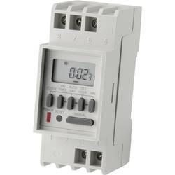 Časovač na DIN lištu C-Control TM-848-2, 230 V/AC, 16 A/250 V