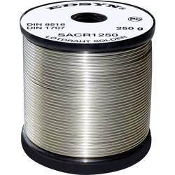 Bezolovnatý pájecí cín Edsyn SACR5250