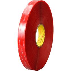 Lepicí páska 3M 4905F666, (d x š) 66 m x 6 mm, transparentní, 66 m