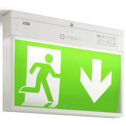 LED nouzové osvětlení únikových cest montáž na strop, montáž na stěnu ABB 6331031/50 7TCA091160R0265
