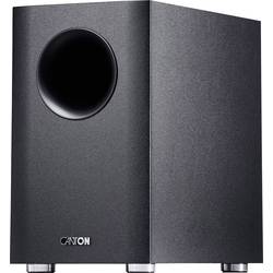 Hi-Fi subwoofer Canton AS 2020 SC, 100 W, černá
