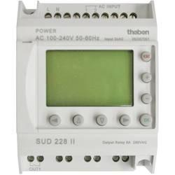 Termostat na DIN lištu Theben SUD 228 II