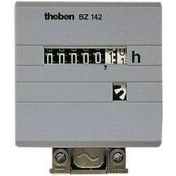 Počítadlo prevádzkových hodín Theben BZ 142-3 230V