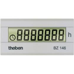 Digitálny model Theben BZ 146 110 - 240 VAC 24 x 48 mm Theben BZ 146 110-240V, 240 V