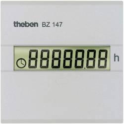 Počítadlo provozních hodin Theben BZ 147 110-240V Digitální