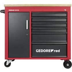 Dílenský vozík MECHANIC PLUS se 6 zásuvkami Gedore RED 3301818