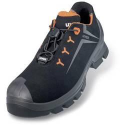 Bezpečnostní obuv ESD S3 Uvex 2 GTX Vibram 6526242, vel.: 42, černá, oranžová, 1 pár