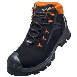 Bezpečnostní obuv ESD S3 Uvex 2 GTX Vibram 6527245, černá, oranžová, 1 pár
