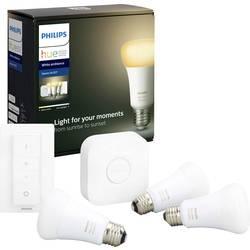 Startovací sada Philips Lighting Hue E27, bílá