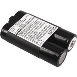 Akumulátor do myši CS Cameron Sino Náhrada za originální akumulátor 190264-0000, L-LC3 H-AA, L-LC3H-AA 2.4 V 1800 mAh