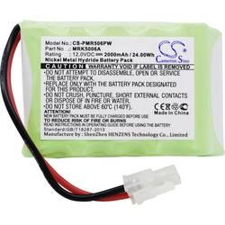 Náhradní akumulátor pro elektrické nářadí, CS Cameron Sino CSPMR506PW, 12 V, 2000 mAh, Ni-MH