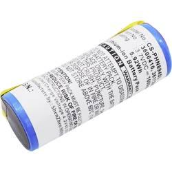 Akumulátor do holícího strojku CS Cameron Sino Náhrada za originální akumulátor 15038, 3606410, 3611290 3.7 V 1600 mAh
