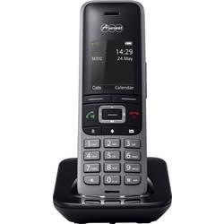 DECT přenosný telefon Auerswald COMfortel M-510 barevný TFT/LCD černá
