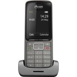 DECT přenosný telefon Auerswald COMfortel M-520 TFT černá